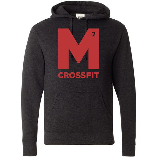 CrossFit M2 - 100 - M2 Red - Independent - Hooded Pullover Sweatshirt