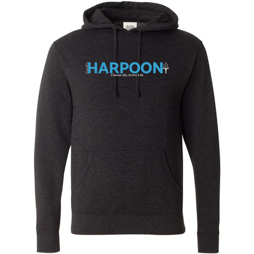 CrossFit Harpoon - 100 - Standard White - Independent - Hooded Pullover Sweatshirt
