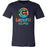 CrossFit Eclipse - 100 - Tropical - Bella + Canvas - Men's Short Sleeve Jersey Tee