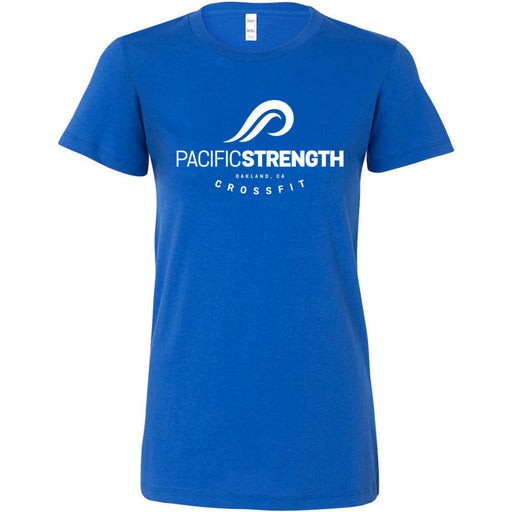 Pacific Strength CrossFit - 100 - Standard - Bella + Canvas - Women's The Favorite Tee