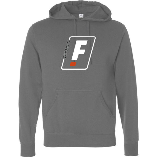 CrossFit Factorial - 100 - F - Independent - Hooded Pullover Sweatshirt