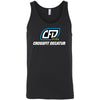CrossFit Decatur - 100 - Kids - Bella + Canvas - Men's Jersey Tank