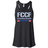 Flower City CrossFit - 100 - FCCF - Bella + Canvas - Women's Flowy Racerback Tank
