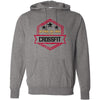 Beyond The Lines CrossFit - Standard - Independent - Hooded Pullover Sweatshirt
