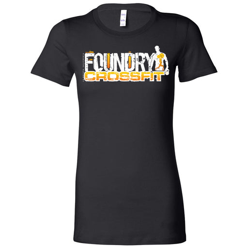 Foundry CrossFit - 100 - Standard - Bella + Canvas - Women's The Favorite Tee