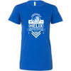 CrossFit Helix - Strong And Courageous - Bella + Canvas - Women's The Favorite Tee