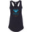 CrossFit Timoro - 100 - Muscle Blue - Next Level - Women's Ideal Racerback Tank