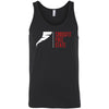 CrossFit Free State - 100 - Standard - Bella + Canvas - Men's Jersey Tank