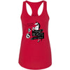 BeachSide CrossFit - 100 - Beast - Next Level - Women's Ideal Racerback Tank
