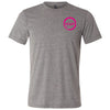 Outlier CrossFit - 200 - Script - Bella + Canvas - Men's Triblend Short Sleeve Tee