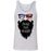 CrossFit BNI - 100 - Fear The Beard - Bella + Canvas - Men's Jersey Tank