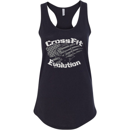 CrossFit Evolution - 100 - Atlas - Next Level - Women's Ideal Racerback Tank