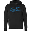 CrossFit Saint Simons - 100 - Blue - Independent - Hooded Pullover Sweatshirt