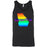 CrossFit Rx - 100 - Atari - Bella + Canvas - Men's Jersey Tank