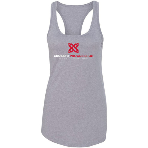 CrossFit Progression - 100 - Standard - Next Level - Women's Ideal Racerback Tank