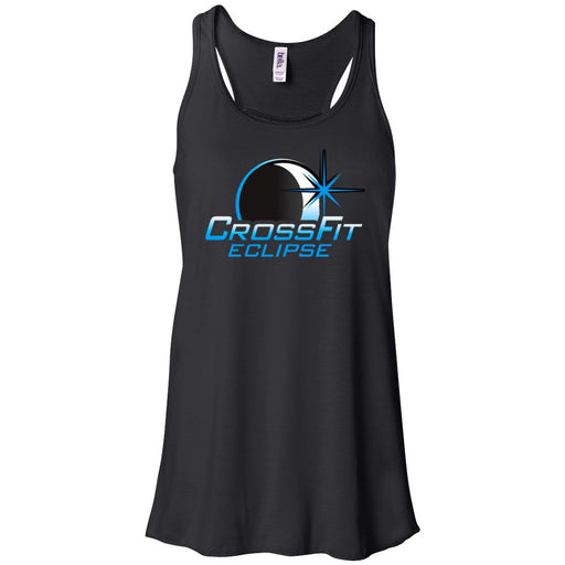 CrossFit Eclipse - 100 - Eclipse - Bella + Canvas - Women's Flowy Racerback Tank
