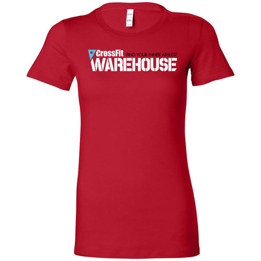 CrossFit Warehouse - 100 - Standard - Bella + Canvas - Women's The Favorite Tee