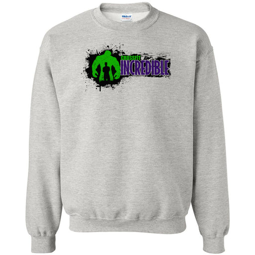 CrossFit Incredible - 100 - Horizontal - Gildan - Heavy Blend Crewneck Sweatshirt