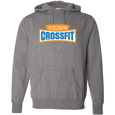 Yucaipa CrossFit - 100 - Standard - Independent - Hooded Pullover Sweatshirt