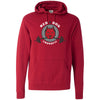 Red Dog CrossFit - 100 - Standard - Independent - Hooded Pullover Sweatshirt