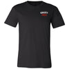 CrossFit Inua - 100 - Pocket - Bella + Canvas - Men's Short Sleeve Jersey Tee