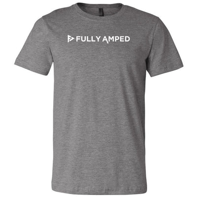Fully Amped - 200 - Ver 1 - Bella + Canvas - Men's Short Sleeve Jersey Tee