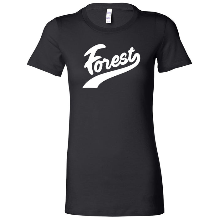 CrossFit Forest - 200 - Script - Bella + Canvas - Women's The Favorite Tee