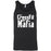 CrossFit Mafia - 100 - Stacked - Bella + Canvas - Men's Jersey Tank