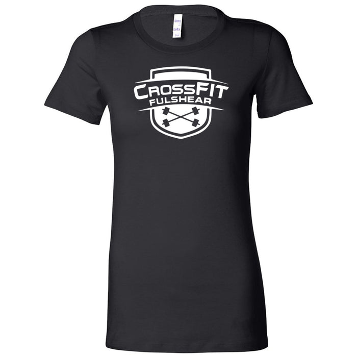 CrossFit Fulshear - Standard - Bella + Canvas - Women's The Favorite Tee