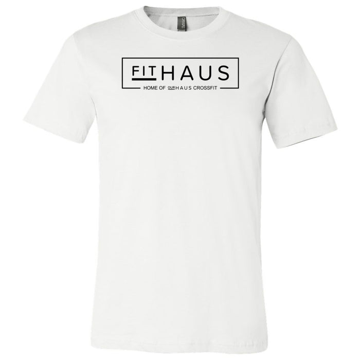 Our Haus CrossFit - Standard - Bella + Canvas - Men's Short Sleeve Jersey Tee