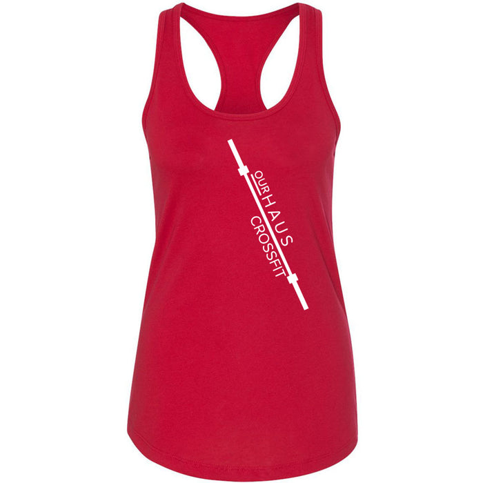 Our Haus CrossFit - Our Haus - Next Level - Women's Ideal Racerback Tank