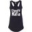 CrossFit Mafia - 100 - Stacked - Next Level - Women's Ideal Racerback Tank