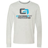 CrossFit McComb - 100 - Standard - Bella + Canvas 3501 - Men's Long Sleeve Jersey Tee