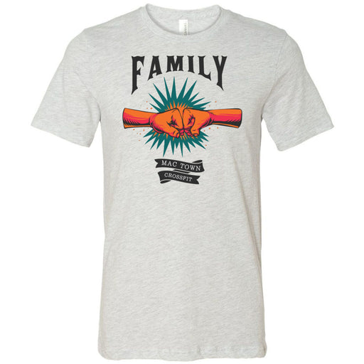 Mac Town CrossFit - 100 - Family - Bella + Canvas - Men's Short Sleeve Jersey Tee