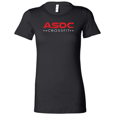 ASDC CrossFit - 200 - ASDC - Bella + Canvas - Women's The Favorite Tee