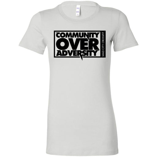 Mad City CrossFit - 100 - Community - Bella + Canvas - Women's The Favorite Tee