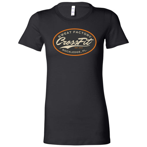 Sweat Factory CrossFit - Rockledge - 100 - DD3 - Bella + Canvas - Women's The Favorite Tee