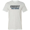 CrossFit Factorial - 100 - Standard - Bella + Canvas - Men's Short Sleeve Jersey Tee
