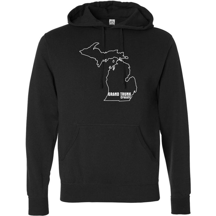 Grand Trunk CrossFit - 100 - New Hudson - Independent - Hooded Pullover Sweatshirt