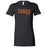 CrossFit Snaga - 200 - Grit & Heart - Bella + Canvas - Women's The Favorite Tee