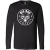 Big Bad CrossFit - 100 - Standard - Bella + Canvas 3501 - Men's Long Sleeve Jersey Tee