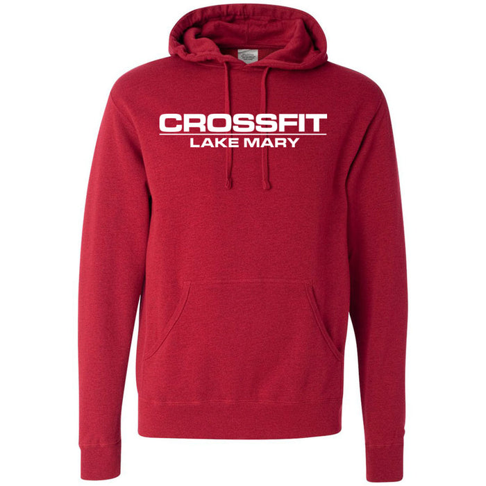 CrossFit Lake Mary - 100 - Standard - Independent Hooded Pullover Sweatshirt