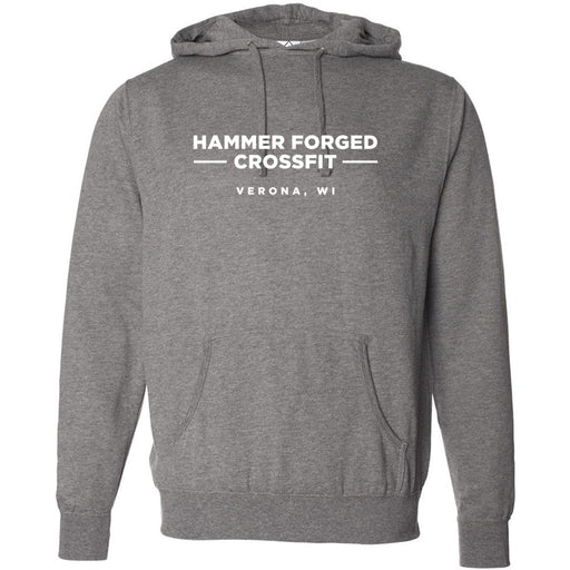 Hammer Forged CrossFit - 100 - Standard - Independent - Hooded Pullover Sweatshirt