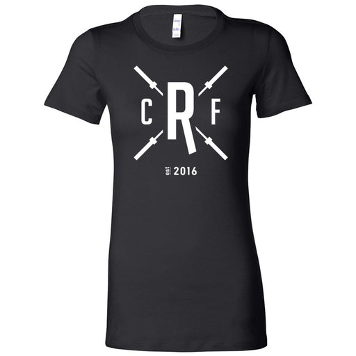 CrossFit Rolesville - 200 - Barbell - Bella + Canvas - Women's The Favorite Tee
