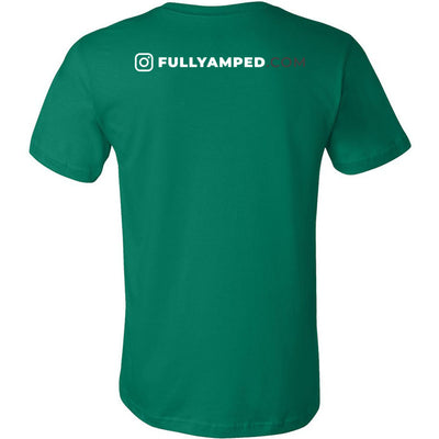 Fully Amped - 200 - Ver 5 - Bella + Canvas - Men's Short Sleeve Jersey Tee
