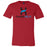 CrossFit Helix - 100 - Standard - Bella + Canvas - Men's Short Sleeve Jersey Tee