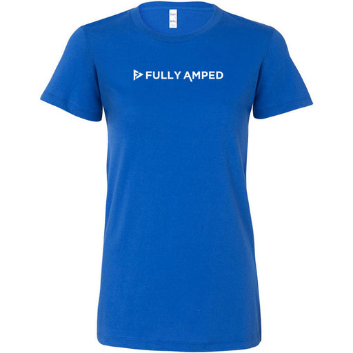 Fully Amped - 100 - Ver 3 - Bella + Canvas - Women's The Favorite Tee