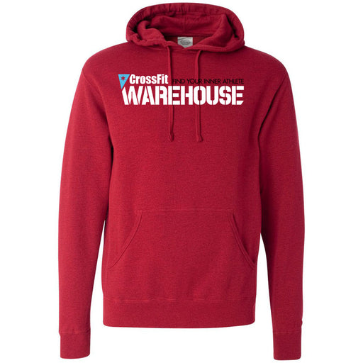 CrossFit Warehouse - 100 - Standard - Independent - Hooded Pullover Sweatshirt