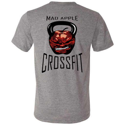Mad Apple CrossFit - 200 - Vibe Tribe - Bella + Canvas - Men's Triblend Short Sleeve Tee