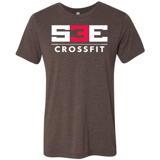 S3E CrossFit - 100 - Standard - Bella + Canvas - Men's Triblend Short Sleeve Tee